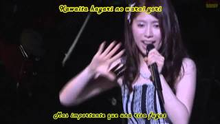 FictionJunction YUUKA - Nowhere [LIVE](Sub Español)