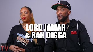 Lord Jamar & Rah Digga: 21 Savage's Deportation Isn't Too Bad Since He's Rich (Part 4)