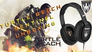 turtle beach ear force task force sentinel uboxing ps4 xbox one   full hd 60p ita