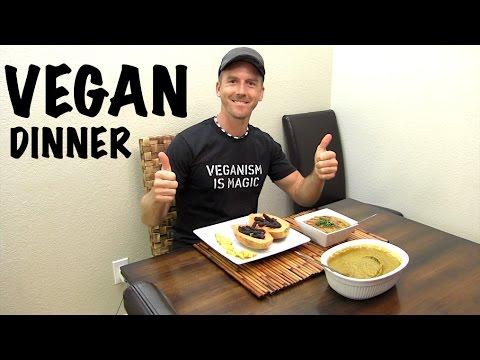 Healthy, Quick, & Easy Vegan Dinner - AMAZING