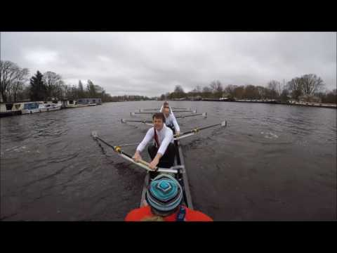 Head of the River 2017. Head of the river Amstel 2017. Amsterdam, The Netherlands.