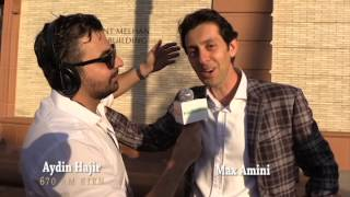 Interview with Max Amini in Farsi