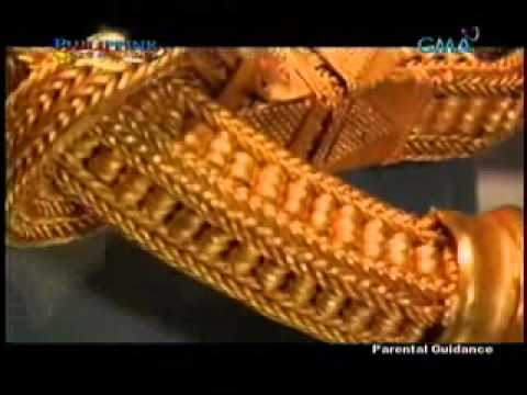 Philippines Treasure Part I (GMA7) feat. Ayala Museum