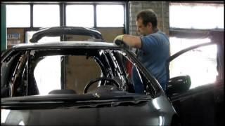 Honda Fit ремонт кузова