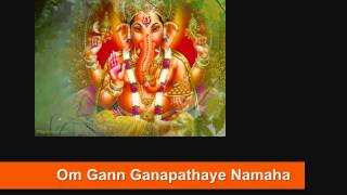 Om gan ganpataye namaha - Ganesh Mantra - Obstacle breaker - Youtube