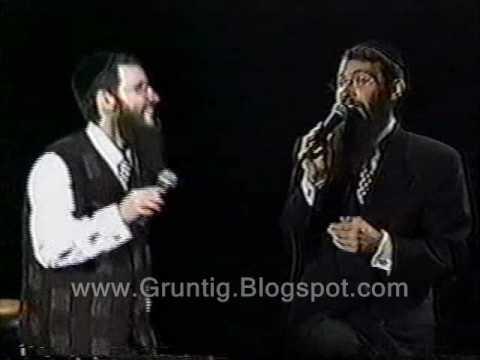 Avremel sings with Avremel Refaeinu