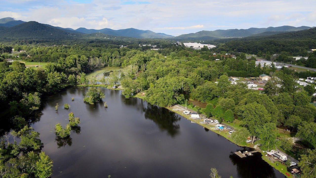 Asheville, NC Camping ~ East Asheville KOA Campground ...