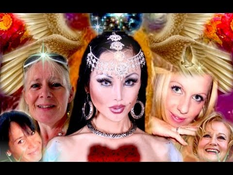Ange Maya's Cosmic Oneness and Soul Siblings World-revised version1