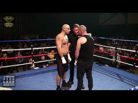 Bare Knuckle Boxing Kenny Barnes v Mike McGowan