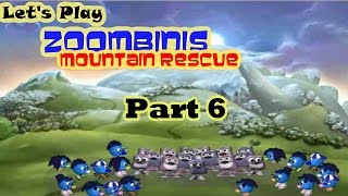 Let's Play Zoombinis Mountain Rescue Part 6 - Beetle Beatdown