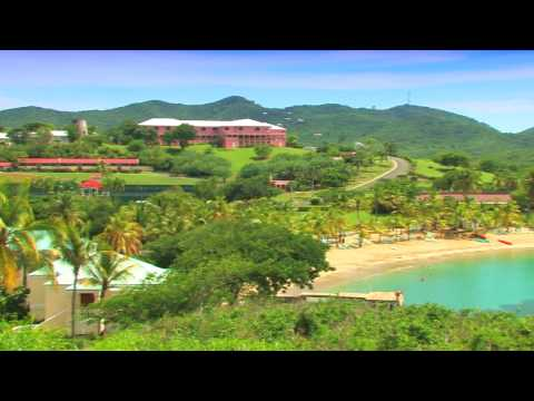 The Buccaneer Hotel in St Croix is an oasis of luxury set on a 340 acre tropical estate.