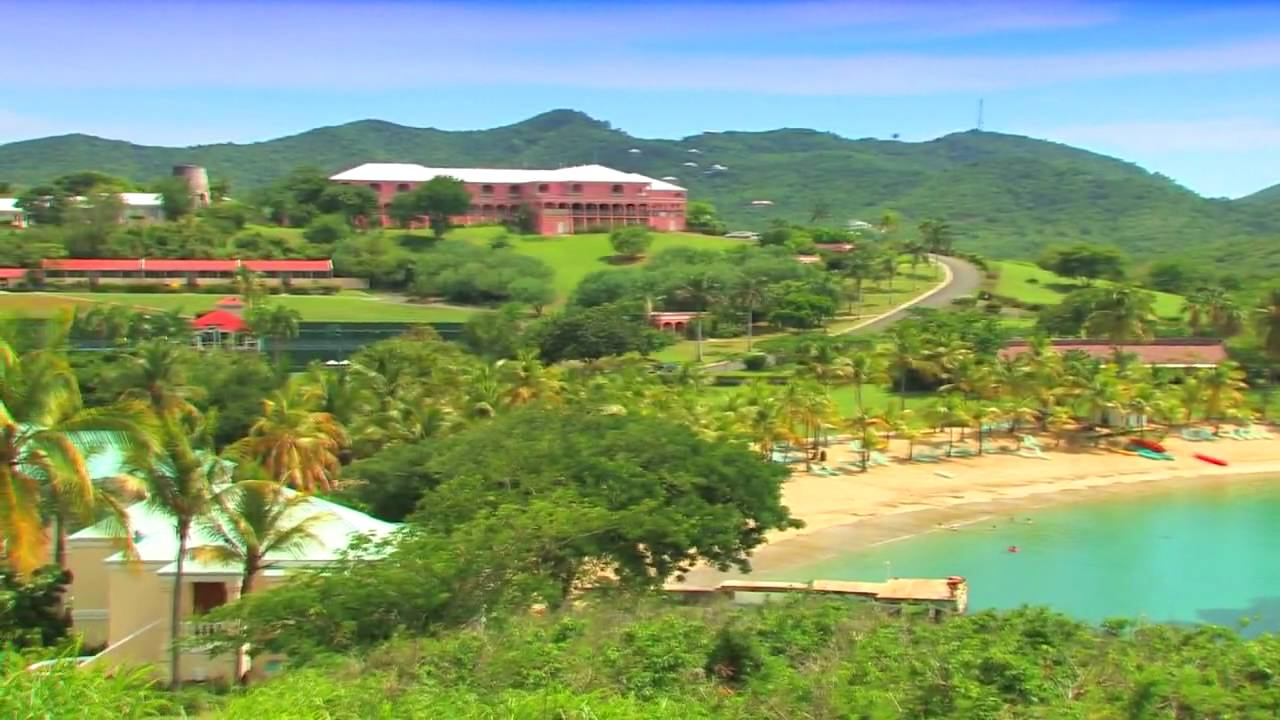 The Buccaneer Hotel In St Croix Is An Oasis Of Luxury Set On A 340 Acre Tropical Estate You