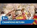 The champions return   Men's EHF EURO 2018