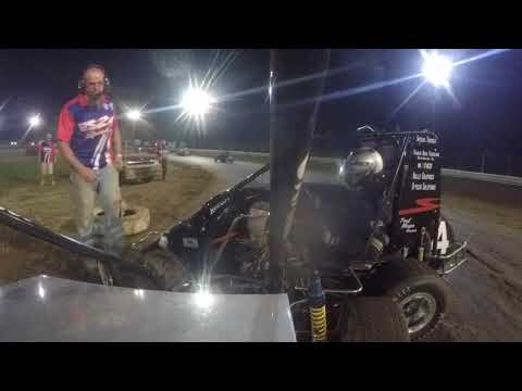 US 24 Speedway Non Wing Feature 9-3-2017