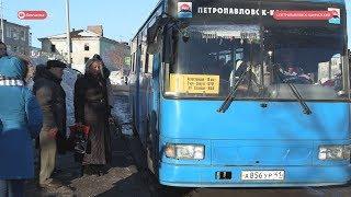 Автобусы: в планах обновление
