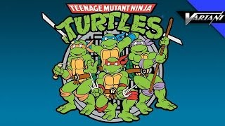 History Of Teenage Mutant Ninja Turtles!