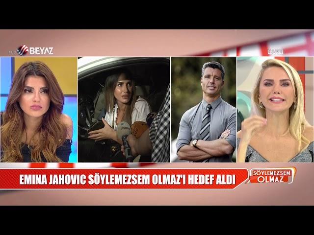 Emina Jahoviç ve Saadettin Saran otel odas?nda...