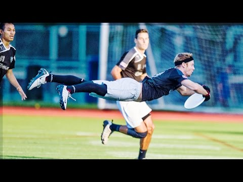 Best Ultimate Frisbee Highlights from the 2014 MLU Season