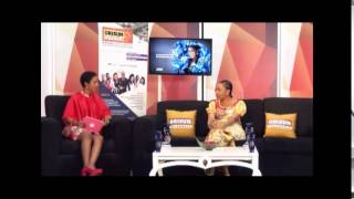 MILIKI EXPRESS: DORIS SIMEON AS GUEST