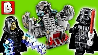 Lego Star Wars Death Star Final Duel Set 75093 | Unboxing Building Time Lapse Review