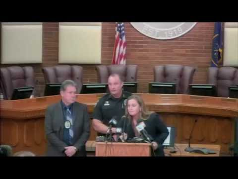 Mountain View HS Stabbing Press Conference