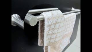 thanh treo khăn, máng khăn, phơi khăn, máng khăn đúc, inox 304