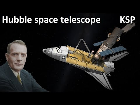 KSP - Hubble Space Telescope - Breaking Ground