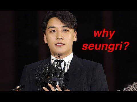 Why Seungri? (rant)