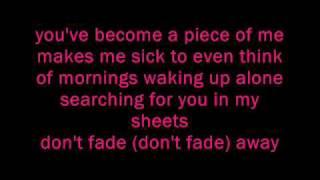 this love by the veronicas karaoke w/ lyrics