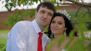 Свадебный клип с аэросъёмкой.Спб