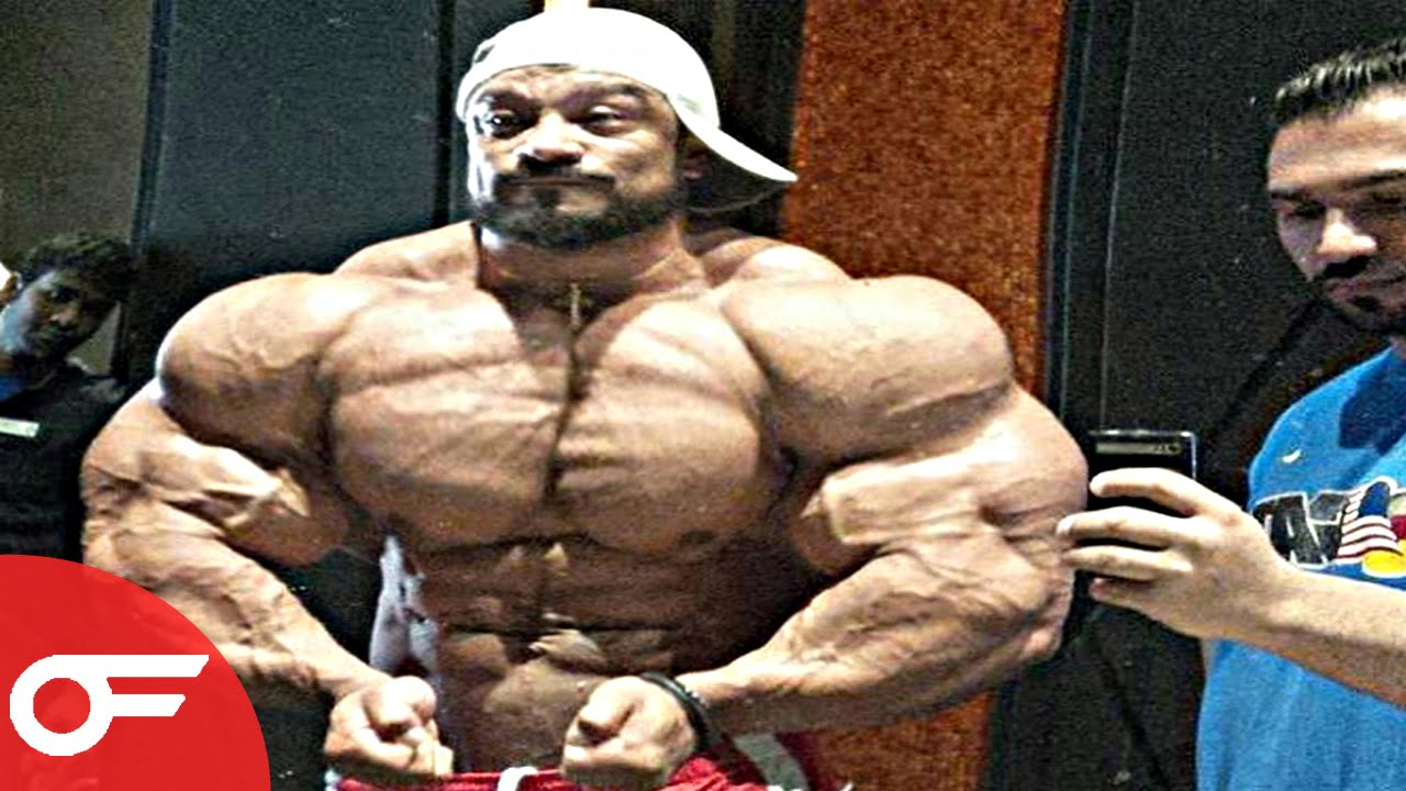 Roelly Winklaar | BODYBUILDING FREAK - YouTube