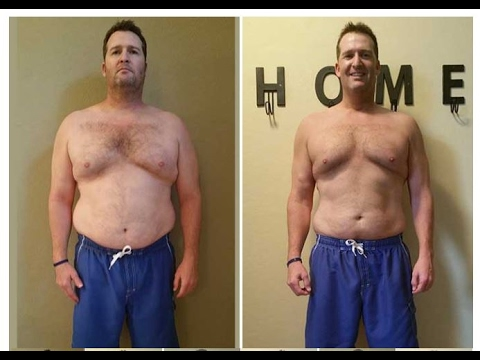 BODY TRANSFORMATION: Man Loses 60 Pounds In 60 Days (FNN)