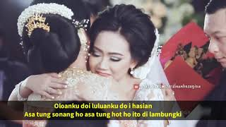 Download Lagu Rade Do Au Unofficial Music Video Pernikahan Batak #RadeDoAu   YouTube mp3