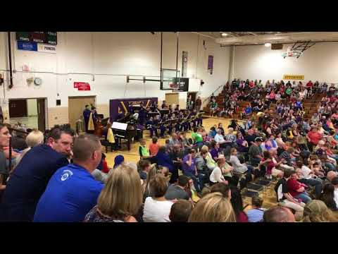 Band Fest 2018 at Nebraska City High School