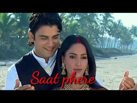 Saat phere song||WhatsApp Status|| saatphere serial title song|| romantic  song