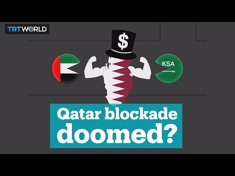 Is the Qatar blockade doomed?