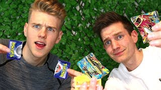 THE POKEMON CARD FLIP IT OR RIP IT CHALLENGE w/UnlistedLeaf