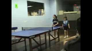 Tina Lin Future Star Table Tennis