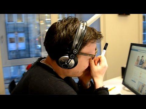 Letzte Show von Horst bei Radio Hamburg