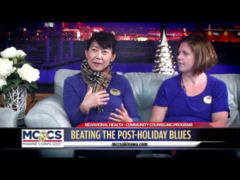 MCCS TV: Community Connections, 284, Beating the Post-Holiday Blues
