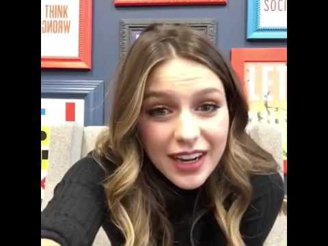 Melissa Benoist-Q&A- live on Facebook- from New York city 03/18/2016