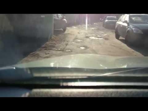 Стук рулевой рейки Форд Фокус 2 (тест1)