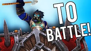 This Shaman Is A TANK! (5v5 1v1 Duels) - Outlaw Rogue PvP WoW Legion 7.3.5