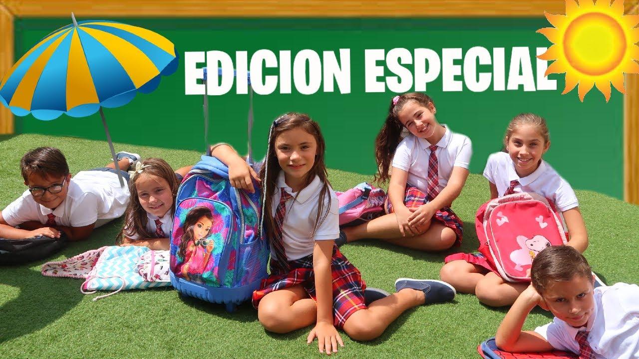 LAS HISTORIAS DE MI COLE 📐 Especial verano 🌞 TODOS LOS CAPITULOS para DISFRUTAR en FAMILIA!!