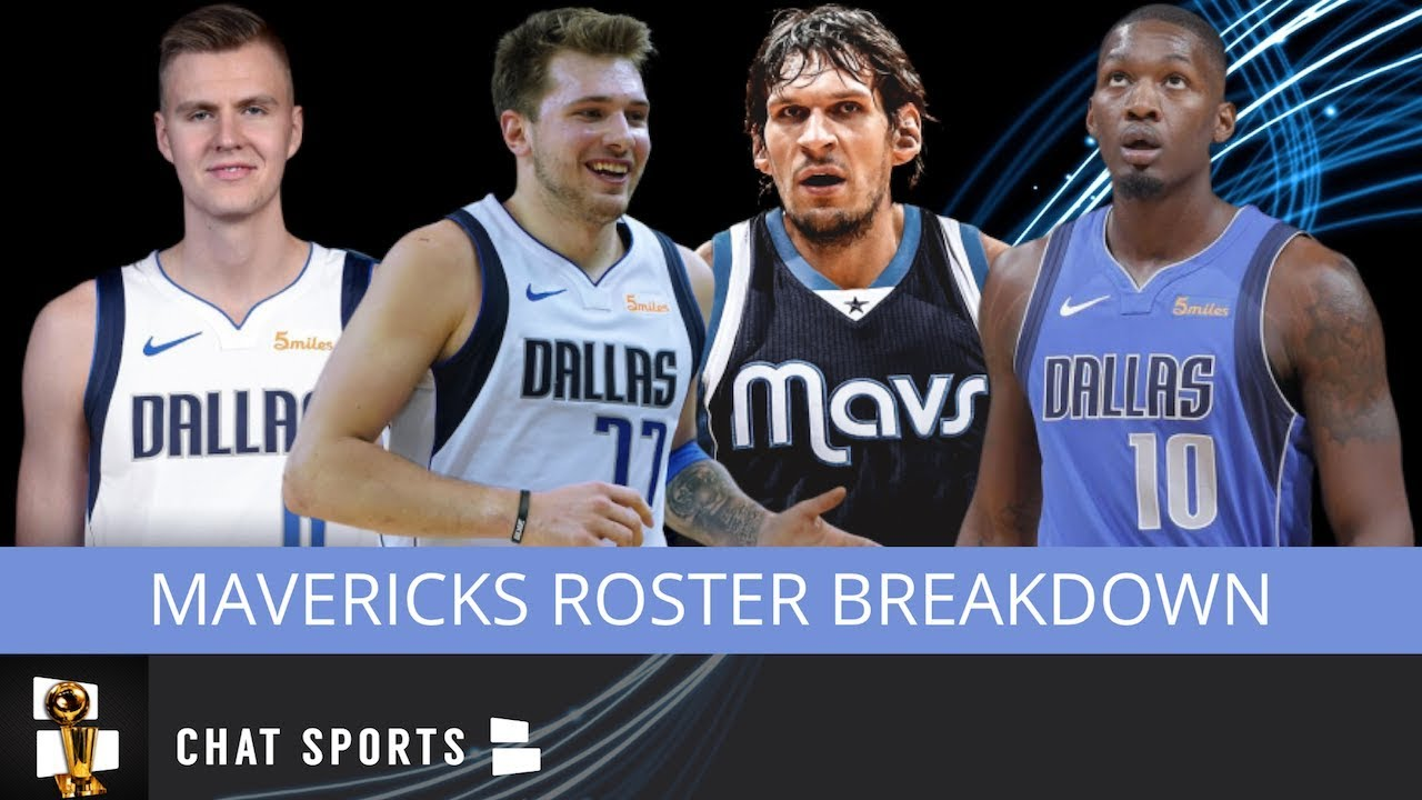 dallas mavericks current roster