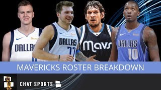 2019-20 Mavericks Roster: Breaking Down Every Player From Luka Doncic & Porzingis To JJ Barea & More