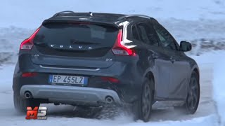 VOLVO V40 CROSS COUNTRY 2013 - TEST DRIVE