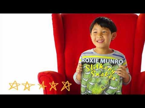 Slithery Snakes - Kid Book Review
