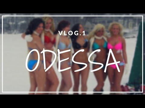Odessa Ukraine Travel Vlog 1
