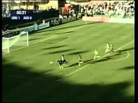 Uruguay vs Australia (1:0) WCQ in 2005 (1st leg)